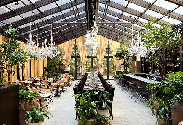Luxurious Magazine's guide to the 10 best places to eat and drink in lower Manhattan