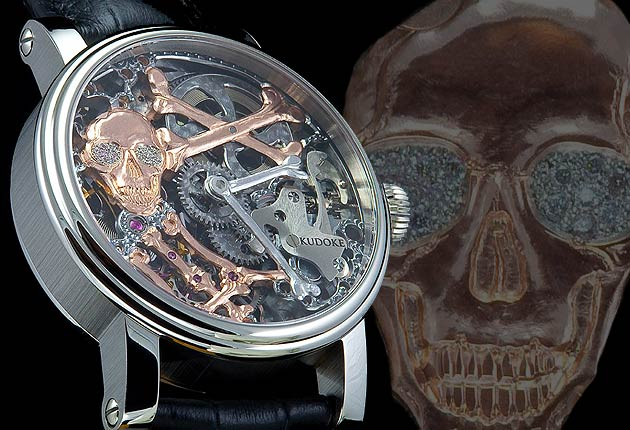 The Kudoke Real Skeleton