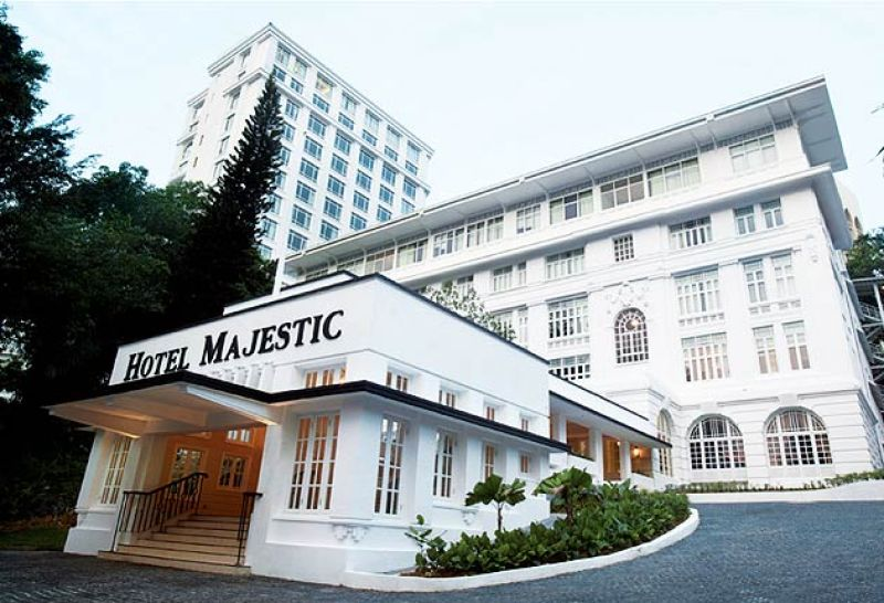 Ong Chin Huat experiences the elegance and glamour of the Majestic Hotel in Kuala Lumpur 5