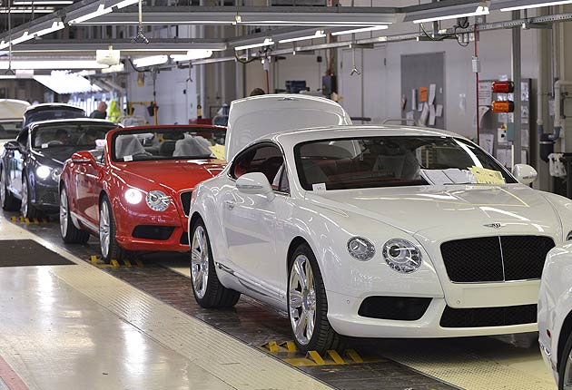 Motoring Manufacturers start 2014 with Excellent Sales Figures
