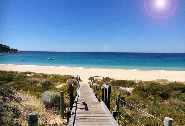 Simon Wittenberg visits Pullman Resort Bunker Bay resort in Western Australia - Part One