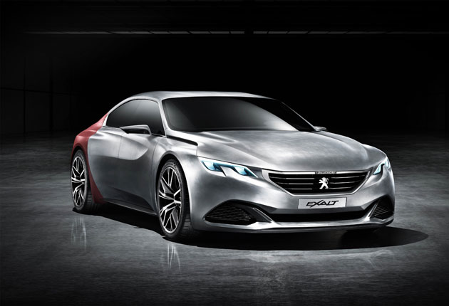 The Peugeot Exalt Concept - Continuing the tradition of Onyx