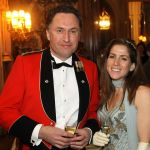 Downton Abbey Charity Evening with Julian Fellowes 9