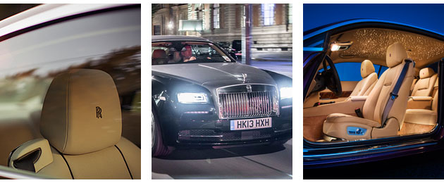 Alongside our acccolade the Rolls-Royce Wraith has been named one of Ward's 10 Best Interiors for 2014