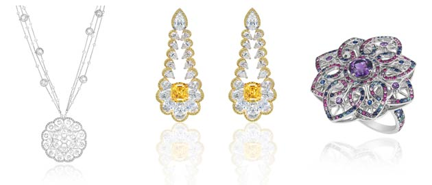 Red Carpet Collection 2014 - Sixty-seven dazzling creations from Chopard 2