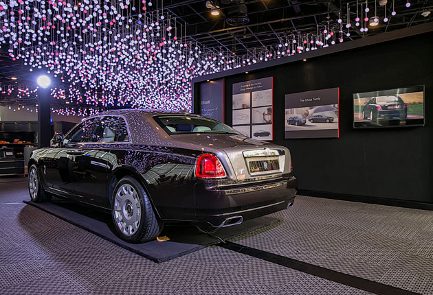 Singapore - The first destination chosen by Rolls-Royce for 'The Icon Tour'