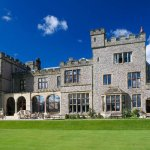 Dining at Armathwaite Hall 5