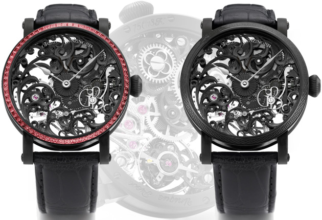 The Centurion and Centurion Imperial from Grieb & Benzinger