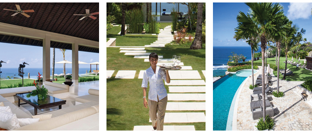Perched high on a stunning limestone cliff overlooking the beautiful Indian Ocean, the Semara Luxury Villa Resort is an ideal location for a luxury vacation and has been made even more enticing with the addition of an upgraded personal butler service.