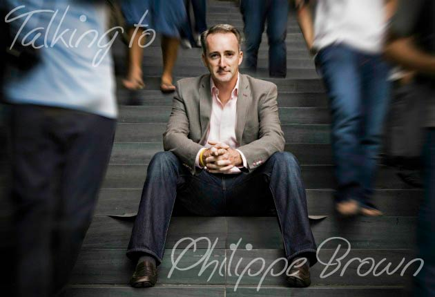 Redefining luxury travel and a look to 2015 with Philippe Brown of Brown + Hudson