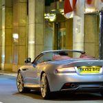 On Test: Aston Martin DB9 Volante 4