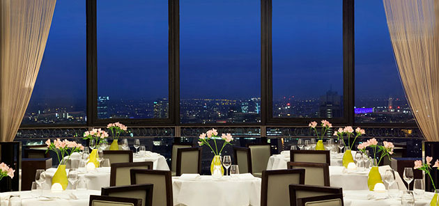 Dining With A View - Galvin At Windows 3