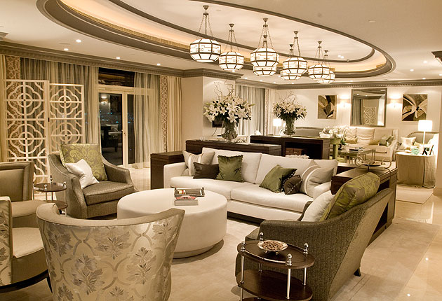 The Presidential Apartment In Dubai Created By Louis Henri – Part Two