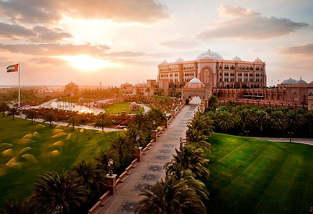 Hotels in Abu Dhabi report best half-year performance yet