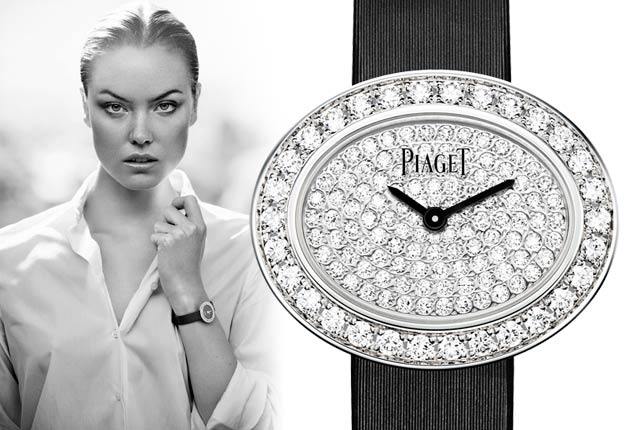 Piaget Limelight Diamonds: Women's Jewellery Timepieces Inspired by the Shape of Diamond Solitaires