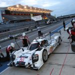 "Chopard ""Official timing partner"" of Porsche Motorsport at the Austin FIA World Endurance Championship 8"