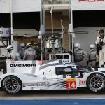 "Chopard ""Official timing partner"" of Porsche Motorsport at the Austin FIA World Endurance Championship 9"