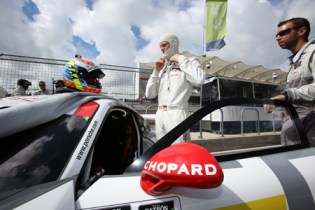 "Chopard ""Official timing partner"" of Porsche Motorsport at the Austin FIA World Endurance Championship 3"