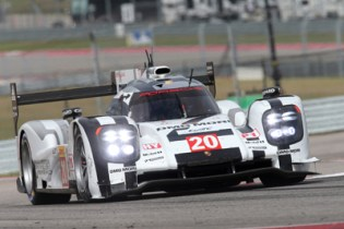 "Chopard ""Official timing partner"" of Porsche Motorsport at the Austin FIA World Endurance Championship 4"
