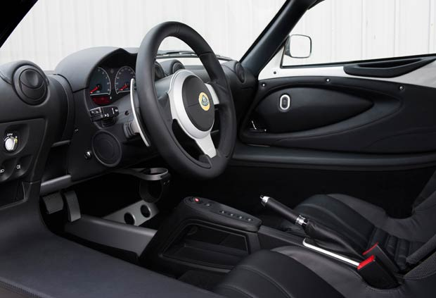 The Lotus Exige S Goes Automatic 2