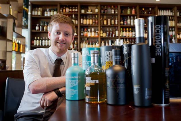 Ong Chin Huat speaks exclusively to Murray Campbell, Brand Ambassador of Bruichladdich