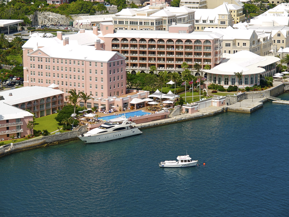 Fairmont Hamilton Princess Hotel in Bermuda