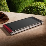 Luxury mobile phone manufacturer, Vertu, launches its new, quintessentially English smartphone model – Aster 1
