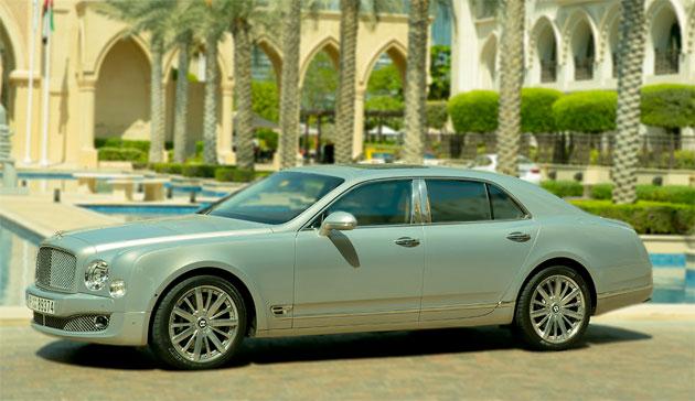 <mark class='searchwp-highlight'>James Hutchinson</mark> explores the Bentley Mulsanne 1
