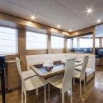 Opera star Andrea Bocelli recieves his Gamma 20 mini-superyacht 4