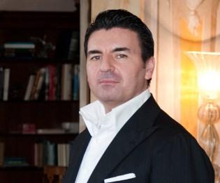 Giuseppe Aquila CEO of Elmo & Montegrappa, S.p.A.