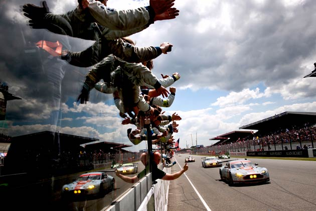Gulf powers Aston Martin Racing to two world titles and a record-breaking win
