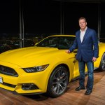 Ford introduces the all-new Mustang on the biggest stage in the world 2