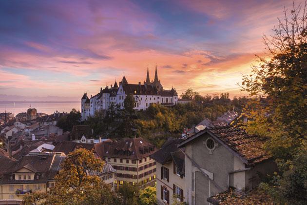 St Moritz Celebrates 150 Years of Winter Tourism