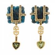 Tessa Packard The Concubine's Earrings