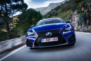 Luxurious Magazine's Editor, Simon Wittenberg, puts the new Lexus RC F coupé through its paces on the road and track