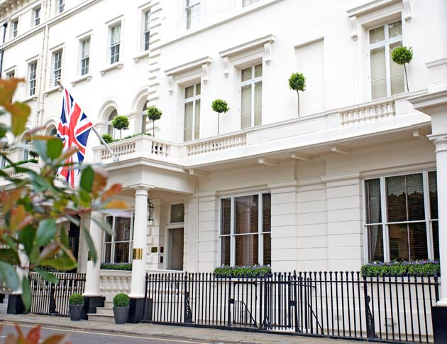 Luxurious Magazine pay a visit to the Royal Park Hotel in London