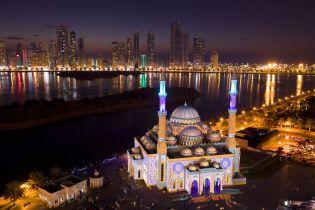 Jamie Ndah Discovers The Luxury Of Sharjah 6