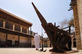 Jamie Ndah Discovers The Luxury Of Sharjah 7
