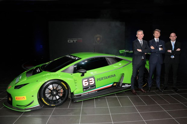 Huracán GT3 is priced at 369,000 Euro (excluding taxes) ex works