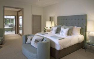 Each of the 8 individually designed bedroom suites are named after a tree indigenous to the Farncombe Estate