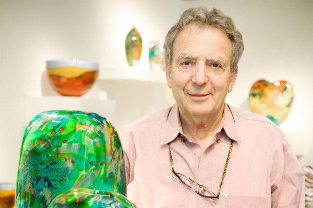 Peter Layton's London Glassblowing 'Grandmaster of glass' showcases Young Masters