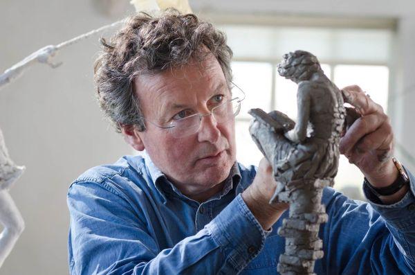 Pascale Hayward Talks Renowned Sculptor David Williams