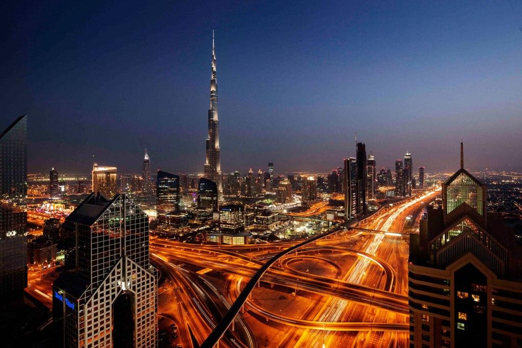 We Experience the Luxury, Glitz, Glamour and Magic of Dubai 9