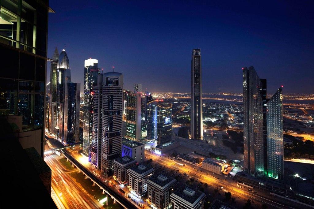 We Experience the Luxury, Glitz, Glamour and Magic of Dubai 6