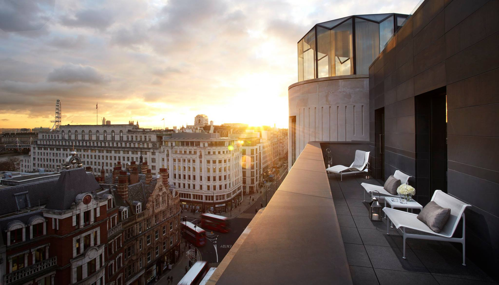 A Cut Above The Rest At ME Hotel London