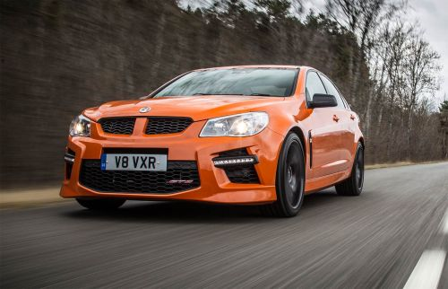 small resolution of luxurious magazine road tests the vauxhall vxr8 gts