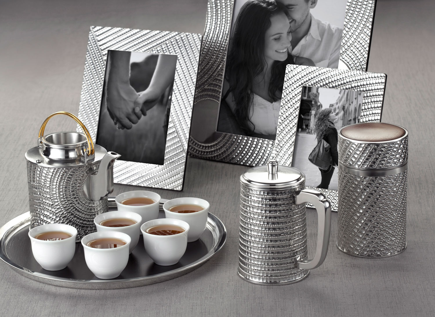 Royal Selangor Celebrates 130 Years with the debut of the 8515 Collection