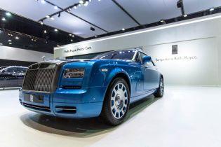 Rolls-Royce showcases Bespoke expertise at the 2015 Bangkok Motor Show