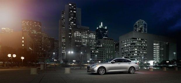 Luxurious Magazine Road Tests The All-New Hyundai Genesis 8