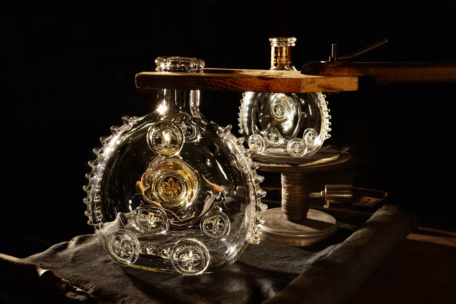 A quest to find the rarest Louis XIII decanter on earth